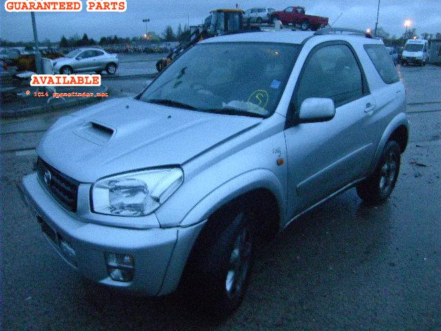 2003 TOYOTA RAV4 D4D    Parts
