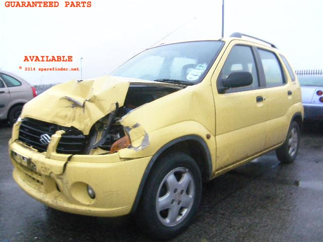 Suzuki Ignis Breakers Ignis Gl Dismantlers
