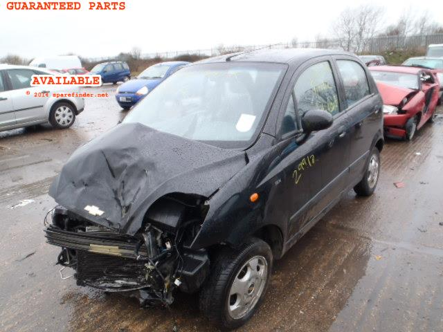 2005 CHEVROLET MATIZ SX    Parts