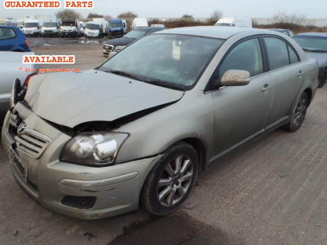 2006 TOYOTA AVENSIS T3    Parts