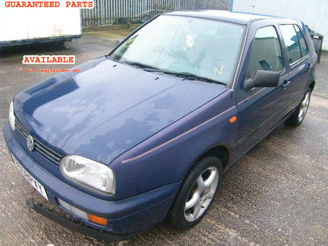 1996 VOLKSWAGEN GOLF     Parts