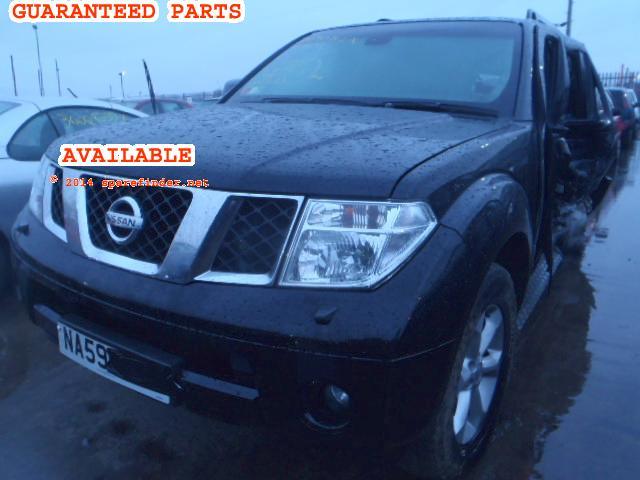 NISSAN PATHFINDER breakers, PATHFINDER  Parts