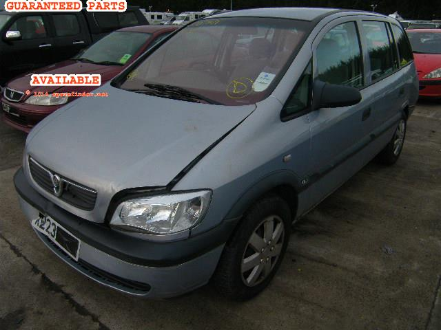 2000 VAUXHALL ZAFIRA CLUB    Parts