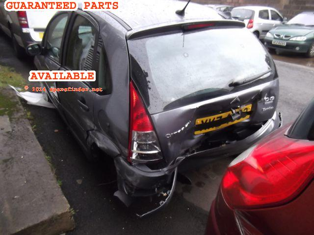 2009 CITROEN C3 C3 AIRDREA    Parts