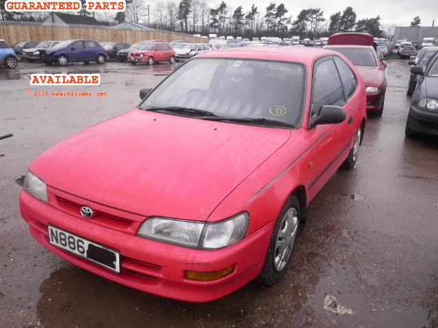 1996 TOYOTA COROLLA GS    Parts