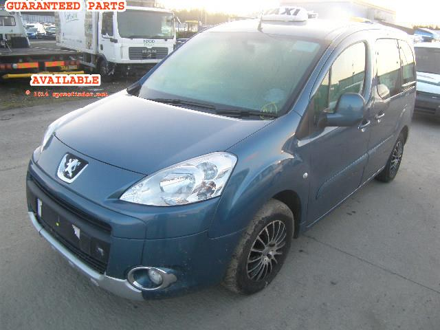 2010 PEUGEOT PARTNER TEPEE    Parts