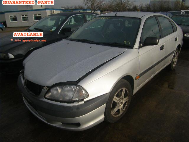 2001 TOYOTA AVENSIS VE    Parts