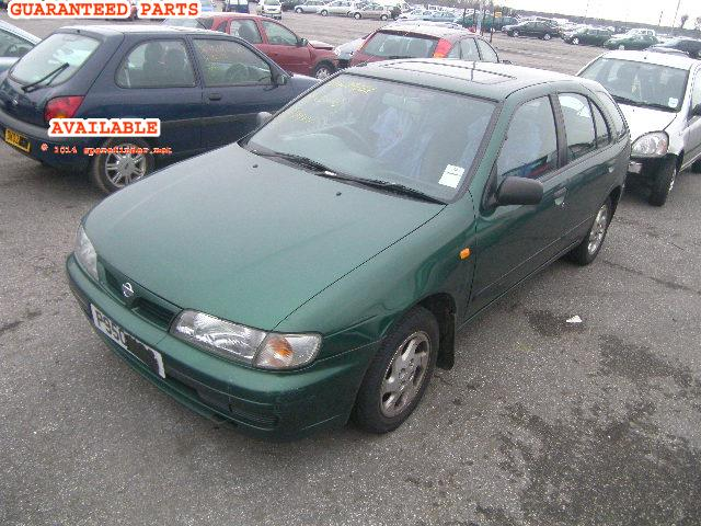 NISSAN ALMERA breakers, ALMERA 1.6 Parts