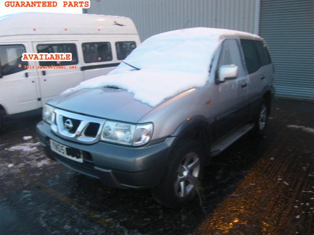 NISSAN TERRANO breakers, TERRANO II Parts